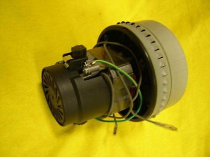 Saugmotor Motor 1, 2KW für Wap Turbo 1001 Ki M2 M2L SR-U SR-C Tankstellen Sauger