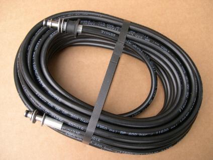 15m Schlauch 330bar für Schlauchtrommel 2x Steck-11mm Kärcher Hochdruckreiniger