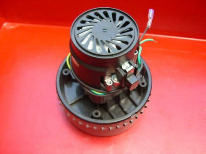 Motor 1, 2 KW Saugmotor Saugturbine Wap Alto SQ 450 550 650 XL Sauger Staubsauger