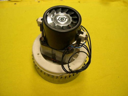 Turbine Motor 1400W Wap Turbo SB 710 711 720 Tandem Tankstellensauger Sauger
