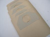 5 Stück 0- 6.959-130.0 Staubbeutel Staubsaugerbeutel Filterbeutel für Kärcher