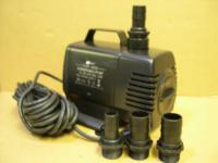 Teichfilter - u Bachlaufpumpe Filterpumpe 8500 L/h