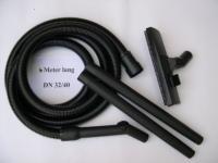 4m Saugschlauch - Set Nr.5 6-tlg DN32/40 Aldi Top Craft NT Sauger