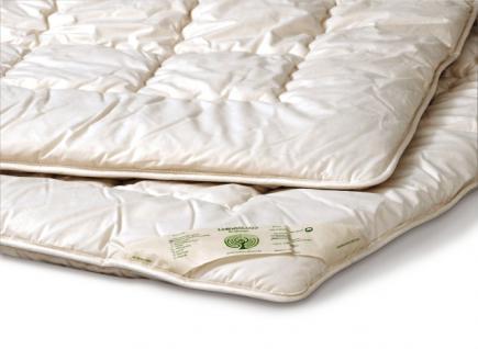 Doppel- Schlafdecke Schafschurwolle - Vorschau 2
