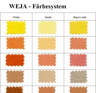 Oeko Textilfarbe Wolle und Seide