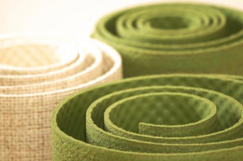 Green Earth Yogamatte Standard - Eco Yoga Matte