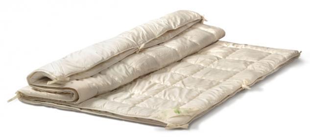 Kombi-Steppdecke Baumwolle - Vorschau 2