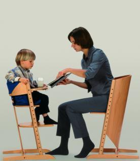 mitwachsender Kinderhochstuhl - Vorschau 3