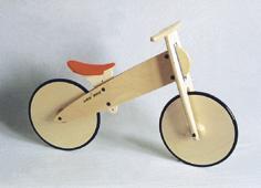 Holzlaufrad LIKEaBIKE race
