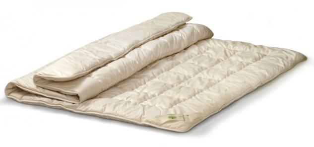 Doppel- Schlafdecke Schafschurwolle - Vorschau 3