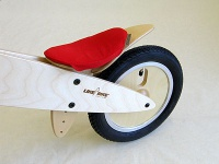 Stoffsattel für LikeaBike Kinderlaufrad