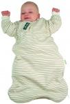 Babyschlafsack Langarm Bio-Baumwolle