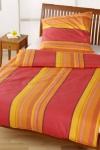 Satin Bettwaesche Color aus Bio Baumwolle