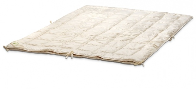 Kombi-Steppdecke Baumwolle - Vorschau 1