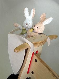 Hopper für LIKEaBIKE Laufrad