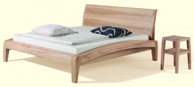 Massivholz Doppel-Betten