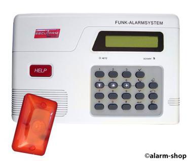 Alarmzentrale Funkalarmanlage Altenbetreuung Hausnotruf Senioren Notruf Alarm