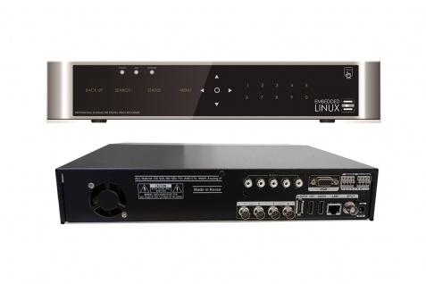 E-8004 4 Kanal FULL-HD Hybrid Aufnahmegerät