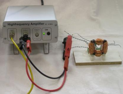 Hochfrequenzverstärker ( HF-Verstärker ) - Vorschau 3