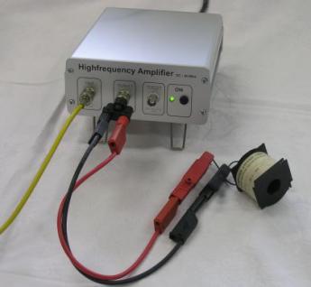 Hochfrequenzverstärker ( HF-Verstärker ) - Vorschau 4