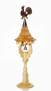 Glockenturm/Glockenstuhl GL3 in Fichten- und Lärchenholz handgefertigt