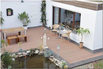 WPC Terrassenholz Terrassenboden