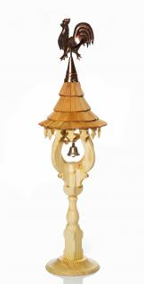 Tiroler Glockenturm - Glockenstuhl (Handarbeit) - Vorschau