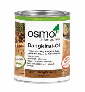 Terrassen Öl 2, 5 Liter für Holzterrassen - Farbton nach Wahl