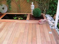 Terrassenholz Terrasse Holzterrasse besser als Bangkirai, Ipe, Massaranduba, Cumaru