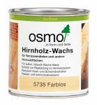 Hirnholz - Stirnkanten Wachs für Holzterrassendielen