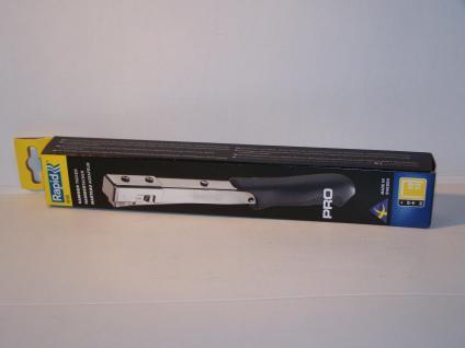 Hammertacker Rapid R19 ....METALL.... für Klammern Typ13/37/H 4-6mm