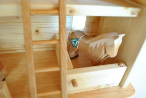 Pferdestall, Holzbauernhof mit Koppel - Vorschau 5