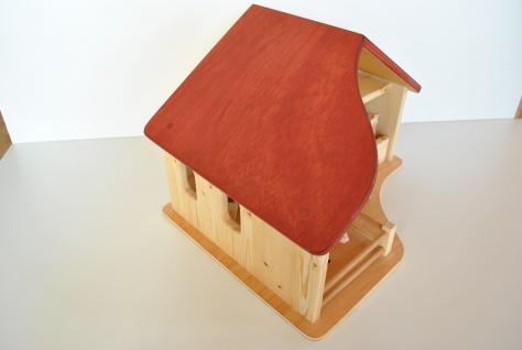 Pferdestall, Holzbauernhof mit Koppel - Vorschau 3