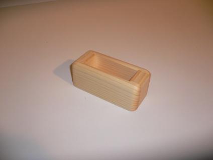 Futtertrog aus Holz - Vorschau 2