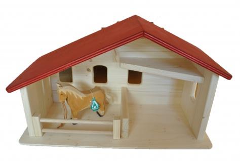 Holzstall