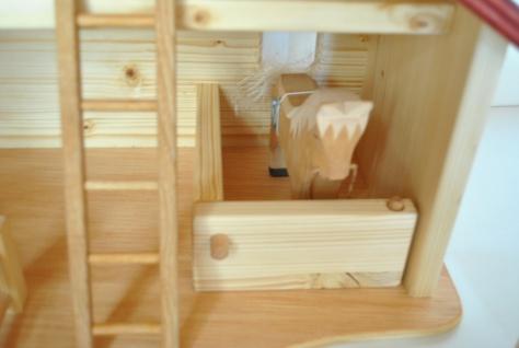 Pferdestall, Holzbauernhof mit Koppel - Vorschau 4