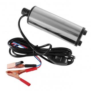 Pumpe Wasserpumpe Tauchpumpe Pumpe 12V 60W 800L/h