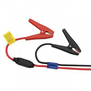 Hochstrom Kabel KFZ Batterieklemmen 5, 27mm2 Sicherung Ladekabel Krokodilklemmen - Vorschau 2
