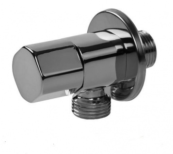 Eckventil 1/2 Wasserhahn Waschmaschinenventil Maschinenventil aus Kupfer