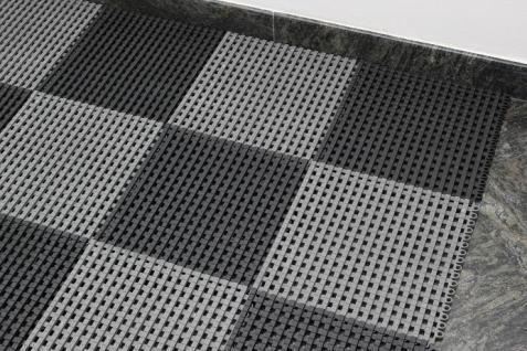 Duschmatte Bodenrost Sauna Schwimmbad Antirutschmatte Badvorleger XXL - Vorschau 3