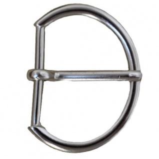"""Gürtelschnalle """" Bogen"""" Gürtelschließe für 40mm Gürtel Buckle"""