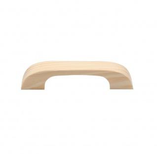 Möbelgriff Holzgriffe Holzknopf Holz Knopf Schubladengriff Möbelgriffe Natur