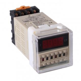 Zeitschaltuhr Timer Zeitrelais A-stabiler Multivibrator DH48S-S