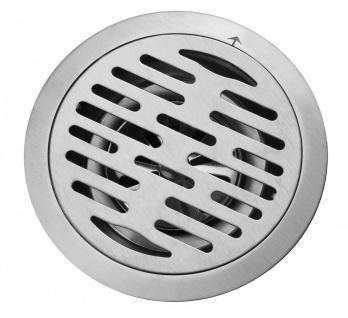 Ø 150mm Edelstahl Duschablauf Bodenablauf Duschrinne Geruchsverschluss Ablauf