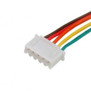 10 Stück 5 Pol. XH Kupplung Kabel 4S Lipo Balancerkabel Buchsen Stecker