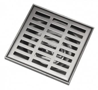 Edelstahl Duschablauf Bodenablauf Duschrinne DN40 Geruchsverschluss Ablauf - Vorschau