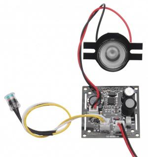 3W Infrarot Scheinwerfer IR Diode Überwachungskamera Nachtsicht Nachtsichtgerät