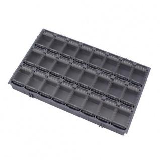 24er SMD Container Mäuseklo aneinandersteckbar Sortiment Box SMT 0603 0805 1206