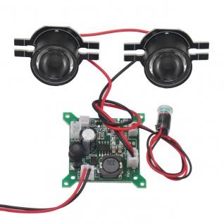Infrarot IR Diode 6W 2x Single 3W Scheinwerfer IR Diode Nachtsicht Überwachun...