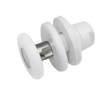 28mm Laufrolle Duschtüre Glastüre Schiebetürbeschlag Schiebetür Rolle 30-06